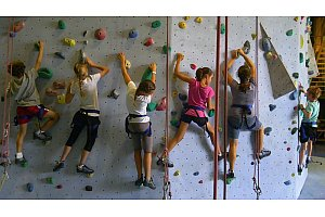 Free Pass to Climb With Purchase of Climbing Pass